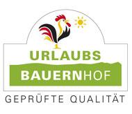 Urlaubsbauernhof geprüfte Qualität_logo